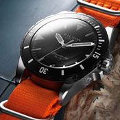 Many Nice '50s-Inspired Dive Watches from Filson