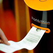 A Vending Machine for Short Stories, Is All