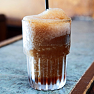 Frozen Jack and Coke at the Quarter