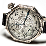 From the Golden Age of Watchmaking...