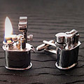 Vintage Lighter Cuff Links