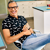 Jeff Goldblum Didn't Always Dress Like This