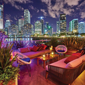 The Mandarin Oriental Would Like You to Have This New Waterfront Terrace
