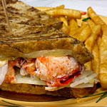Meet the Lobster Reuben