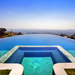 An Amazing Hilltop Infinity Pool