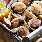 Monday Night Is Clam Night at Bo's