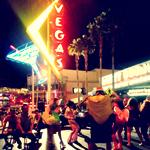 An Enormous Vegas Block Party