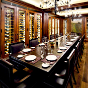 The Private Cellar at the Jefferson