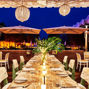 How Nautilus Cabana Club and Gaucho Ranch Do Barbecues