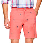 The Item: Red Shorts with Tiny Martinis