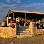 A Limestone Retreat in Terlingua