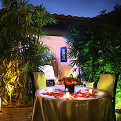Private Cabana Dinner Parties at the Biltmore