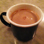 Hot Chocolate and Mezcal and Joy