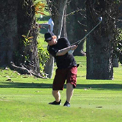 Ed Sheeran Is Not Good at Golf. Or Is He?