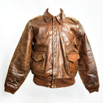 Eisenhower's Leather Bomber Jacket