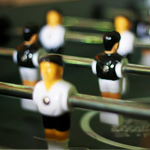 The World Cup of Foosball at Jaleo
