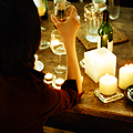 Candlelit Dinner at Markethouse