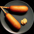 The Jalapeño Elk Corn Dog