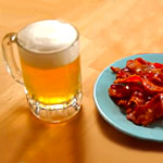 Beer and Candied Bacon Until 3am