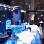 Chicago's Only Rooftop Ice Bar Is Here
