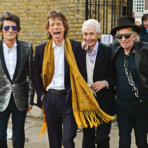 The Rolling Stones + DJs = You Dancing a Lot