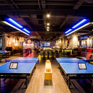 Wimbledon, Meet Ping-Pong