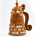 Harry Truman's Beer Stein