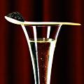 Champagne. Caviar. Repeat.