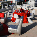 The Rooftop Terrace at Red