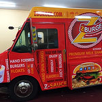 Z-Burger Takes to the Streets