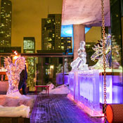 Winter Can Be Rough. So Here's an Ice Bar.