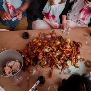 Alba Ray's Will Now Throw You a Crawfish Boil