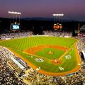 Take Batting Practice at Dodger Stadium