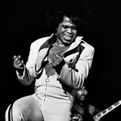 It's a James Brown Dance Party at Mezzanine
