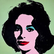 Warhol. Koons. Jasper Johns. A Date.