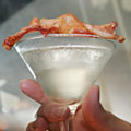 Bacon Martinis at South Water Kitchen