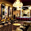 Parisian Burlesque-ing at Bond