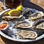 Unlimited Oysters. Because Why Not...