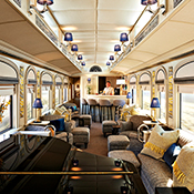 You're Riding South America's First Luxury Sleeper Train Through the Andes