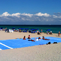 The World's Biggest Beach Towel