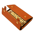 Mulholland Travel Dominoes Case