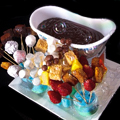"Barton G's Chocolate ""G""-Cuzzi"