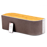 A Gorgeous Wireless Speaker. 20% Off.