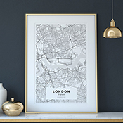 These Custom Maps Are for the Armchair Cartographer