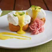You're Having the Empanada Benedict