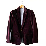 A Port-Colored Blazer. Now Find Port.