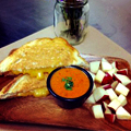 Heywood's Grilled-Cheese Happy Hour