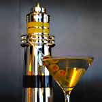 Meet the Five-Figure Martini