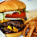 Two-for-One Burgers at Grindhouse