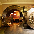 A South-of-France Party in a Bank Vault